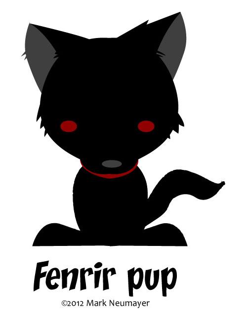Fenrir wolf symbol - photo#28