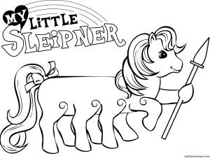 MyLittle Sleipner