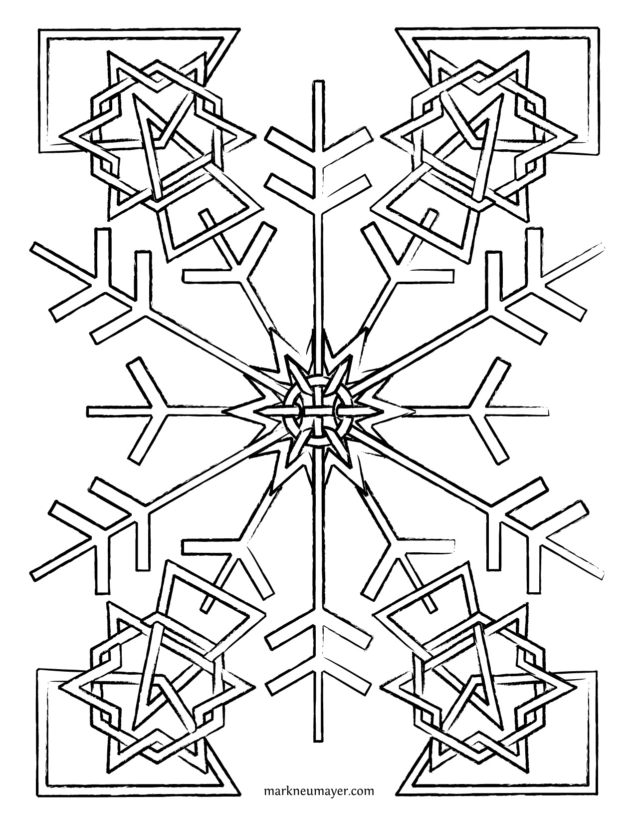 pagan yule coloring pages - photo #22